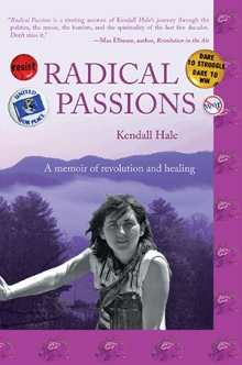 Cover photo of Radical Passions book