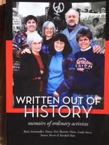 Written Out of History: Memoirs of Ordinary Activists